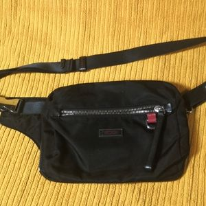 New! Tumi belt bag